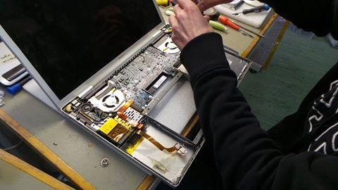 MacBook Pro A1226 Logic Board Replacement