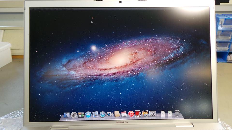 MacBook Pro A1261 NVIDIA GeForce 8600M GT Graphics Processor Repair