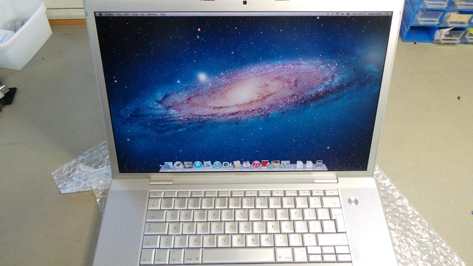 MacBook Pro A1261 NVIDIA GeForce 8600M GT Graphics Card Repair